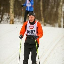 Skiing 45 km - Thomas Wiklund (5302)