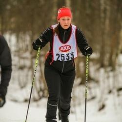 Skiing 45 km - Jennie Kolbrink (2533)