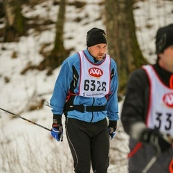 Skiing 45 km - Joakim Löfstedt (6326)