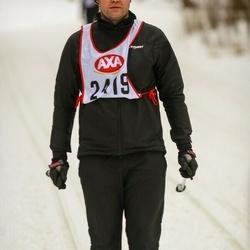 Skiing 45 km - Pontus Berglund (2419)