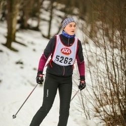 Skiing 45 km - Elin Johnsson (5262)
