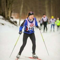Skiing 45 km - Anna Baggens (4485)