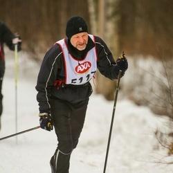 Skiing 45 km - Bengt Engvall (5117)