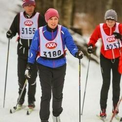 Skiing 45 km - Catharina Piirainen (3188)