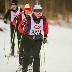 Skiing 45 km - Åsa Gustafsson (3273)