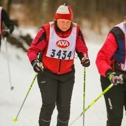 Skiing 45 km - Jenny Åström (3434)
