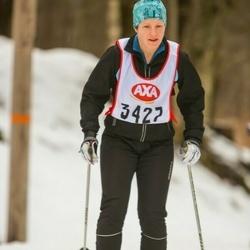 Skiing 45 km - Marie Löfgren (3427)