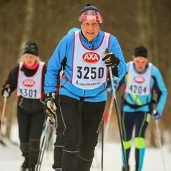 Skiing 45 km - Anders Pettersson (3250)