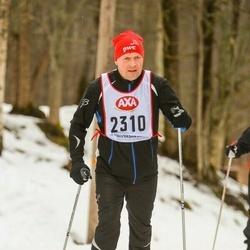 Skiing 45 km - Christer Paunia (2310)