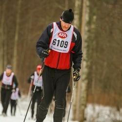 Skiing 45 km - Peter Råbe (6109)
