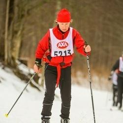 Skiing 45 km - Ingrid Olsson (5213)
