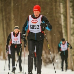 Skiing 45 km - Anders Lindbjer (6092)