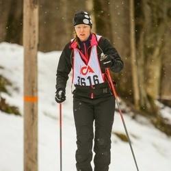 Skiing 45 km - Cecilia Andersson (3616)