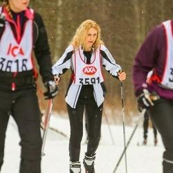 Skiing 45 km - Maria Block (3591)