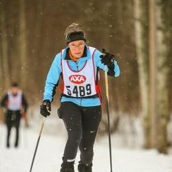 Skiing 45 km - Karin Westholm (5489)
