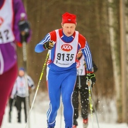 Skiing 45 km - Konstantin Timofeev (9135)