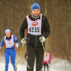 Skiing 45 km - Mats Furenbrink (6335)