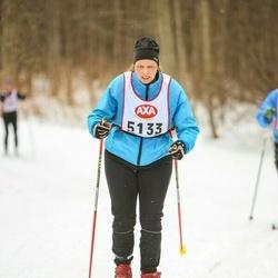 Skiing 45 km - Johanna Alm (5133)