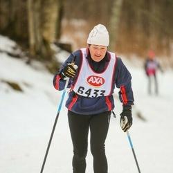 Skiing 45 km - Ingalill Utter (6433)