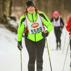 Skiing 45 km - Maria Schwartz (3509)