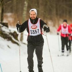 Skiing 45 km - Simon Emilsson (5357)