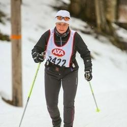 Skiing 45 km - Susanne Johansson (3422)