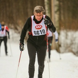 Skiing 45 km - Jan Hidman (6610)