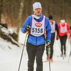 Skiing 45 km - Bo Nyberg (5156)