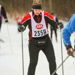 Skiing 45 km - Elvira Hellgren (2358)