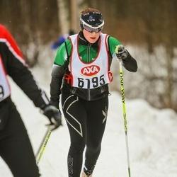 Skiing 45 km - Amanda Simonsson (6195)