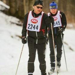Skiing 45 km - Arne Jonsson (2244)