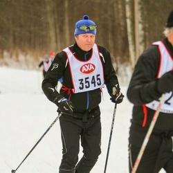 Skiing 45 km - Anders Fredin (3545)