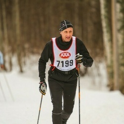 Skiing 45 km - Peter Hammarstrand (7199)