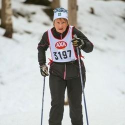 Skiing 45 km - Anita Sundin Johansson (3197)