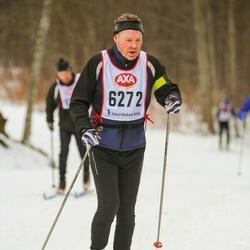 Skiing 45 km - Michael Olsson (6272)