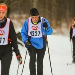 Skiing 45 km - Christer Dahlstrand (4227)