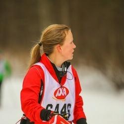 Skiing 45 km - Elin Larsson (6446)
