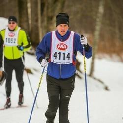 Skiing 45 km - Lars Lindblad (4114)