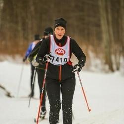 Skiing 45 km - Emma Rosén (7418)