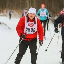 Skiing 45 km - Charlott Westerlund (2508)