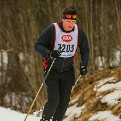 Skiing 45 km - Henrik Thorén (7203)