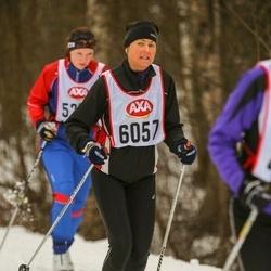 Skiing 45 km - Birgitta Frieman (6057)