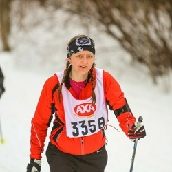 Skiing 45 km - Sara Jonegård (3358)
