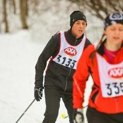 Skiing 45 km - Christer Marklund (3133)