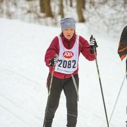 Skiing 45 km - Carina Magnusson (2082)