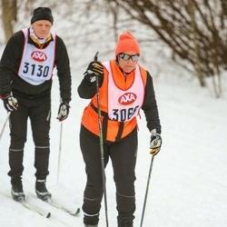 Skiing 45 km - Anette Håkansson (3068)