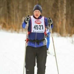 Skiing 45 km - Gunnar Wahlsten (4521)