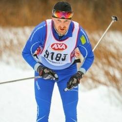 Skiing 45 km - Magnus Karlsson (9183)