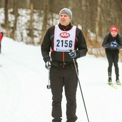 Skiing 45 km - Peter Persson (2156)