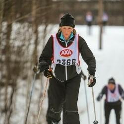 Skiing 45 km - Eva Karlsson (2366)